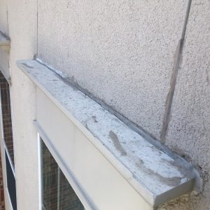 heat sealant damage to home