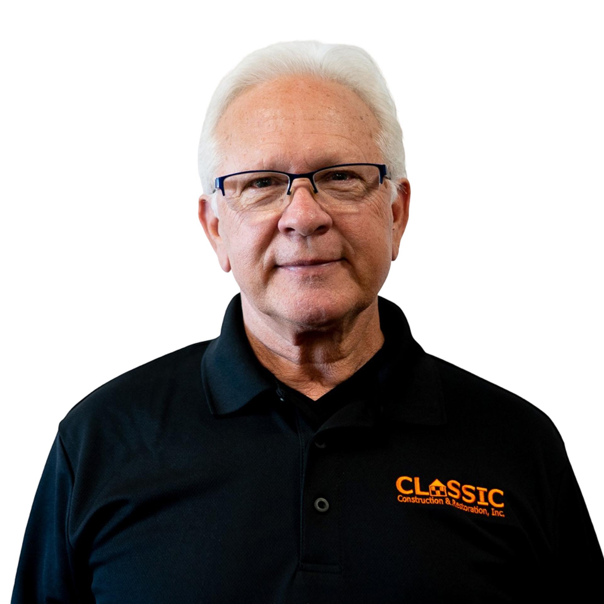 President Emeritus Steve Painter