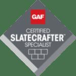 GAF-Slatecrafter-Logo