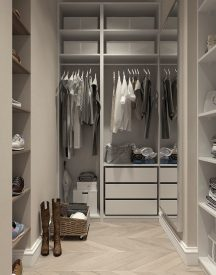 Closet Organizers for a facelift