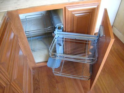 extendable kitchen cabinetry racks